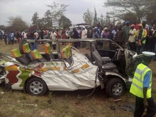 Four killed, nine injured in Naivasha-Nakuru Highway accident