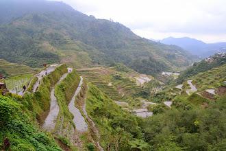 Photo: Banaue rice terraces