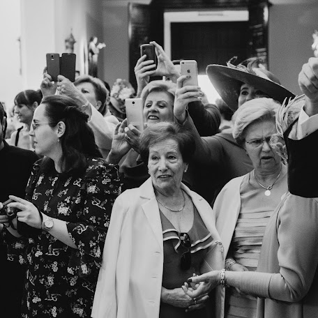 Wedding photographer Alberto Y maru (albertoymaru). Photo of 17.01.2018