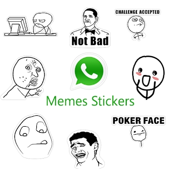 Memes Stickers for Whatsapp