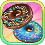 Creamy Donuts Cooking Icon
