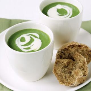 Creamy Pea Soup Recipes
