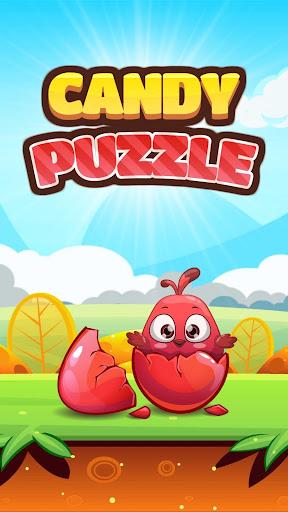 Candy Puzzle Pop