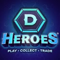 DHeroes: CCG (Trading Cards) icon