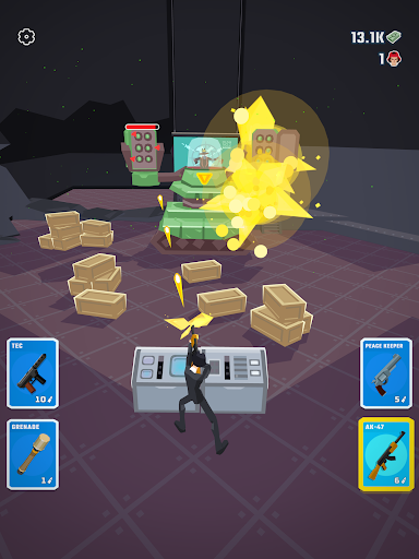 Agent Action screenshot 11