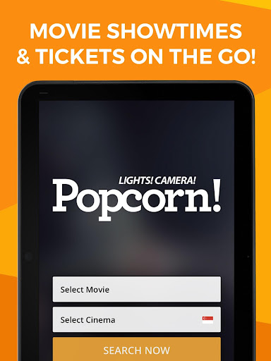Popcorn: Movie Showtimes, Tickets, Trailers & News 5.10.29 screenshots 6
