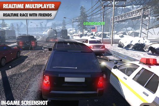 Racing Horizon :Unlimited Race  screenshots 12