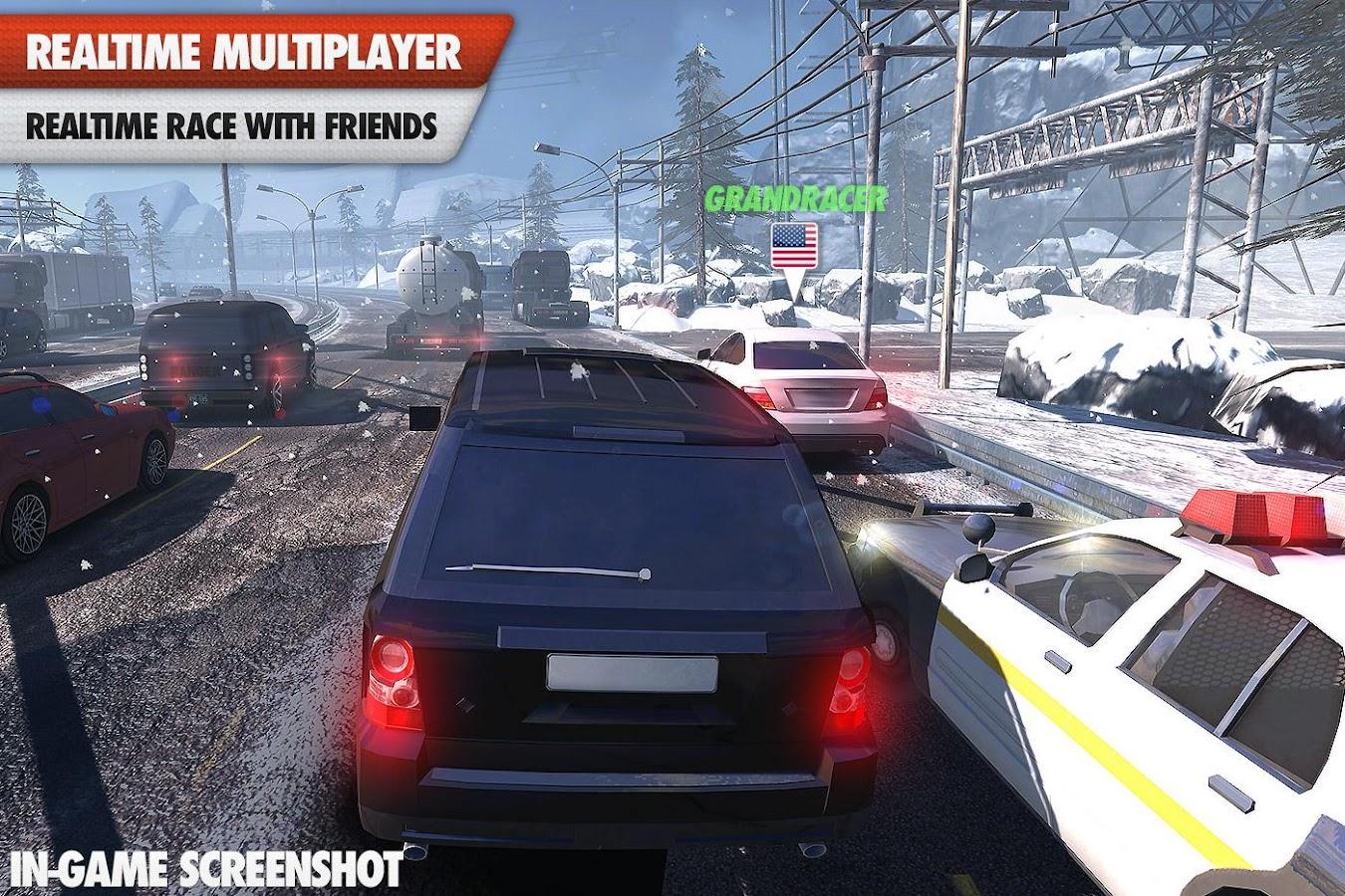 Racing Horizon :Unlimited Race- screenshot