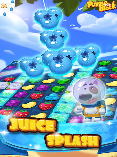 Puzzle Candy Block  captures d'u00e9cran 7