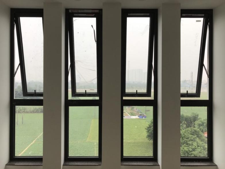 Nhom Xingfa sử dụng làm cửa sổ hoặc cửa đi, vách ngăn, ...