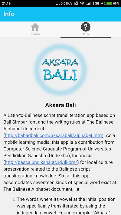 Jelajahi duniamu:: : download software sastra bali (font aksara.