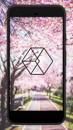 Best EXO Wallpapers Art HD 3.0 screenshots 3