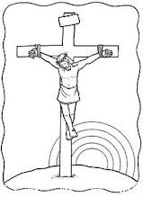 Photo: muerte en la cruz