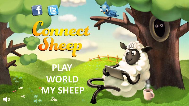 Скриншот Connect Sheep