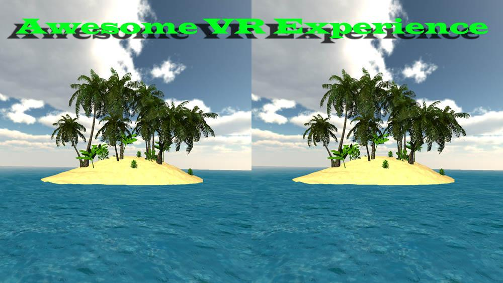 vr tropical paradise island android apps on google play. Black Bedroom Furniture Sets. Home Design Ideas