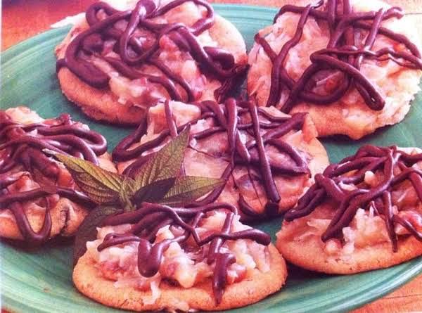 Coconut Pecan Cookies Recipe
