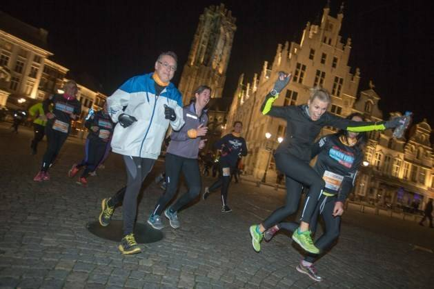 9/12 - Mechelen Urban Trail