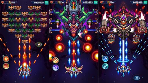 Galaxiga - Classic 80s Arcade 17.4 screenshots 7