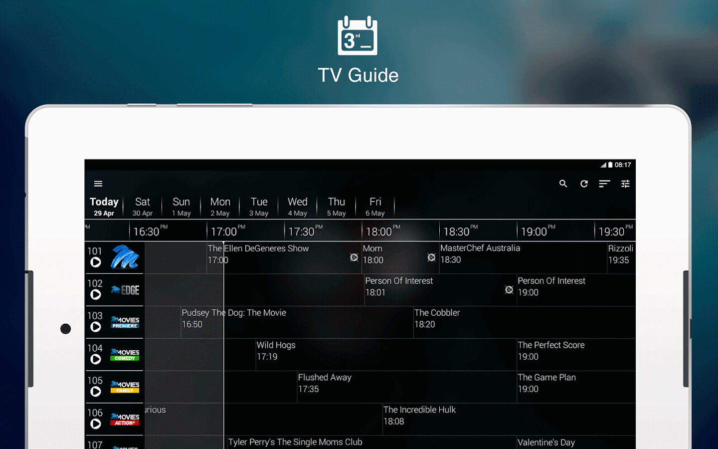 DStv Now- screenshot