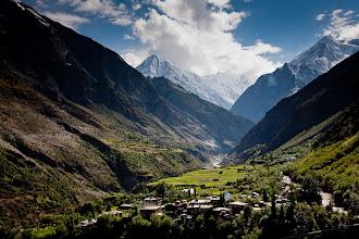 Photo: Outside Keylong, Manali-Leh Highway, Himachal Pradesh, Indian Himalayas