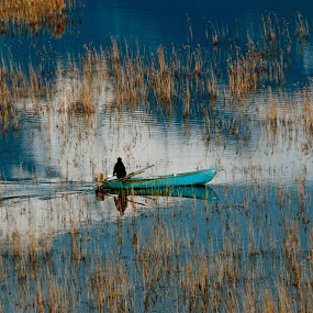 going home by Argirios Kostaras - Landscapes Waterscapes ( relax, tranquil, relaxing, tranquility )