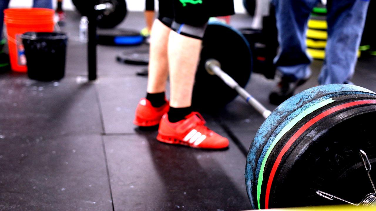 Can barbells help lose weight