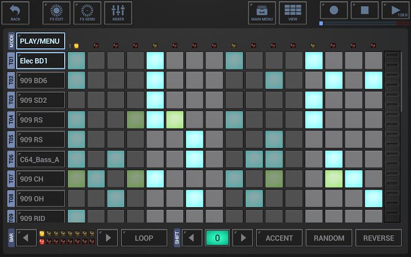 G-Stomper Studio Screenshot 2