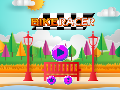 Bike Hill Racing: Motorcycle Racing Game Screenshot