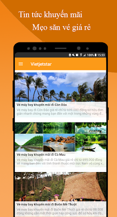 Vietjet Vietnam Airlinesのおすすめ画像5