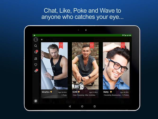 Nova aplikacija za gay dating 2016