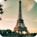 Paris France Live Wallpaper icon