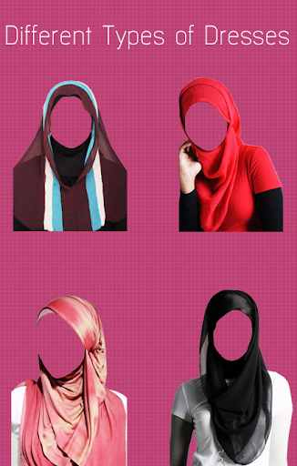 muslim hijab and abaya