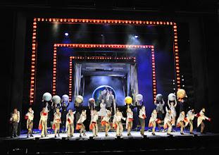 Photo: WIEN/ Theater an der Wien: DIE DREIGROSCHENOPER. Premiere am 13.1.2016. Inszenierung: Keith Warner.  Copyright: Barbara Zeininger