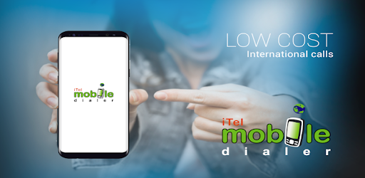 Best Android Dialer 2020 iTel Mobile Dialer Express   Apps on Google Play