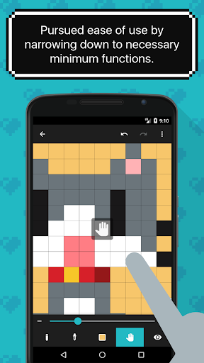8bit Painter - Pixel Art Drawing App 1.8.2 Screenshots 3