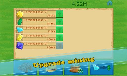 Idle Gold gem clicker  screenshots 10