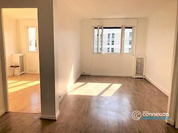 Appartement 2 pièces 43,79 m2