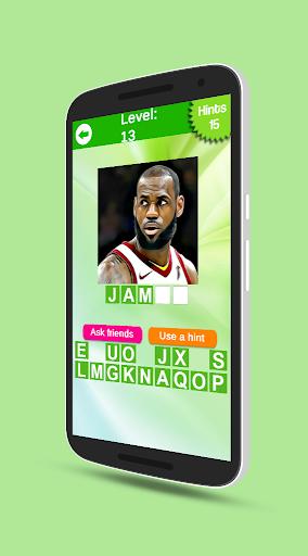 Guess NBA Player  screenshots 6