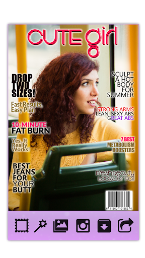 Download Fashion Magazine Cover Editor For Pc