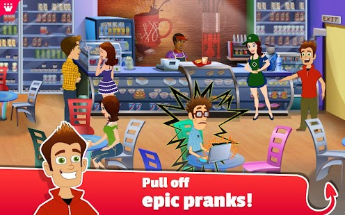High School Pranks- screenshot thumbnail