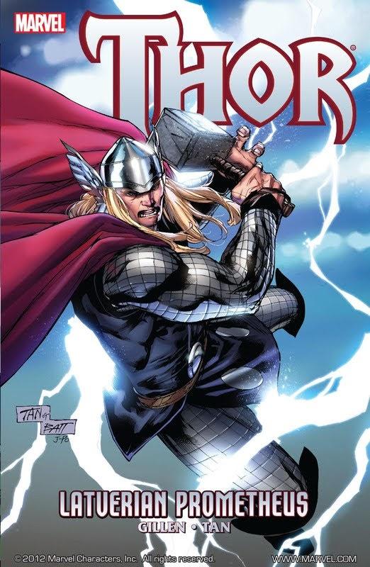 Thor: Latverian Prometheus (2010)