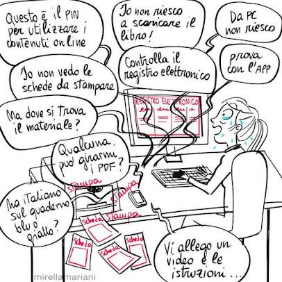 insegnare in videoconferenza