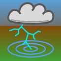 Blitzortung Lightning Monitor icon