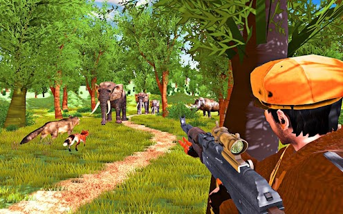 Deer Hunt Sniper Shooter Animal Hunter Games - náhled