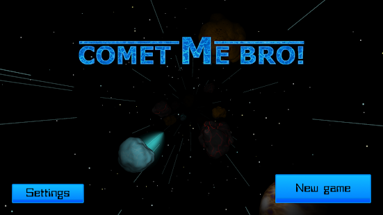 Comet Me Bro! - náhled