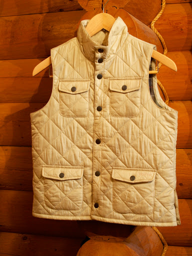 Barbour Quilted Gilet
