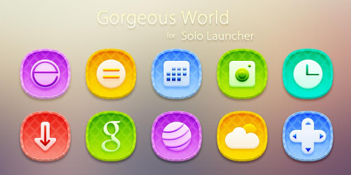 Sweet Gorgeous World-For Solo
