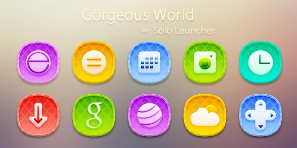 Sweet Gorgeous World-For Solo v1.0.0