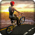 Reckless Bicycle Rider : Bicycle Racing 3D 2018