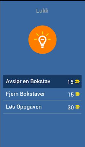 Norsk Mat Quiz: Gjett Kjente Matvarer fra Butikken apktram screenshots 5